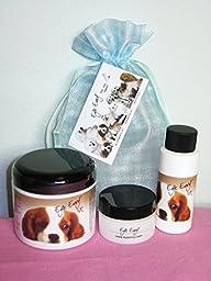 Tear Stain Remove Kit - Eye Envy Dog Tear Stain Remover Gift Set