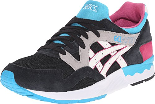 Onitsuka Tiger by Asics Men's Gel-Lyte V Black/White Sneaker 10.5 D (M)