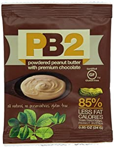 Bell Plantation PB2 with Premium Chocolate, 0.85-Ounce (Pack of 72)