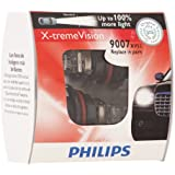 Philips 9007 X-tremeVision Upgrade Headlight Bulb (Pack of 2)