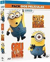 Pack: Gru. Mi Villano Favorito 1+2 [Blu-ray]