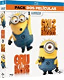 Pack: Gru. Mi Villano Favorito 1+2 [Blu-ray]