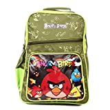 Priority Humpy 4 Angry Bird Green School Bag