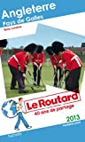 Le Routard Angleterre, Pays de Galles 2013