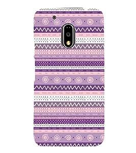 Multi Symbol Wallpaper 3D Hard Polycarbonate Designer Back Case Cover for Motorola Moto G4 Plus :: Moto G4+ :: Moto G4