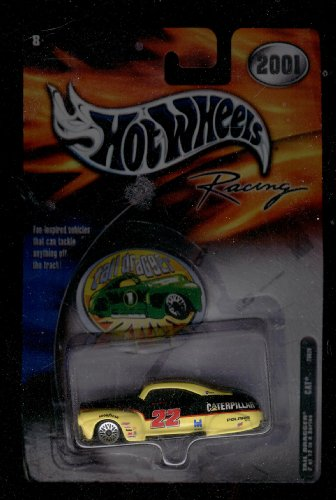 Hot Wheels RACING 2001-2 OF 12 TAIL DRAGGER CAT 1:64 Scale - 1