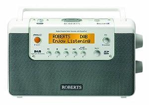 Roberts Record R DAB/FM RDS/SD Digital Portable Radio Recorder