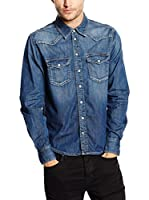 Pepe Jeans London Camisa Vaquera Carson Regular Fit (Denim)