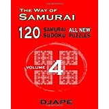 The Way of Samurai  120 Samurai All new  Sudoku puzzles ~ djape
