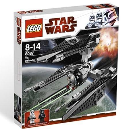 Lego - 8087 - Jeu de Construction - Star Wars - Tie Defender