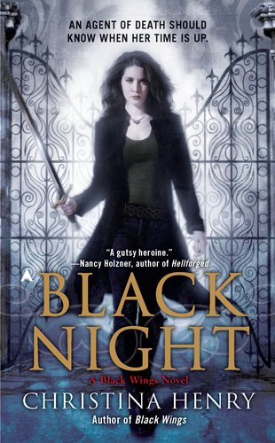 Black Night (Black Wings #2)