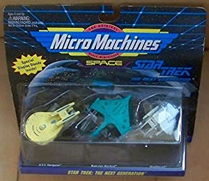 Star Trek the Next Generation Micro Machines Collection #7