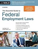 img - for Essential Guide to Federal Employment Laws by Lisa Guerin J.D. (2016-04-18) book / textbook / text book