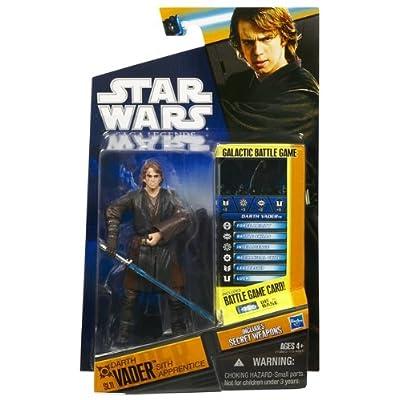 Star Wars The Clone Wars Animated 3 3/4″ Anakin Skywalker 2011 Action Figure günstig kaufen