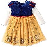 (ディズニー)Disney 白雪姫ナリキリドレス Y5806 42 イエロー 110