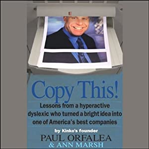 Copy This! | [Paul Orfalea, Ann Marsh]