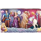Disney Tangled Rapunzel Happily Ever After Playset
