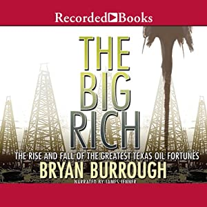 The Big Rich Audiobook