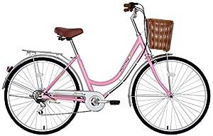 Sportsman Spring Ladies Dutch Style Bike 7 Speeds