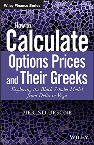 How to Calculate Options Prices and Their Greeks (The Wiley Finance Series)