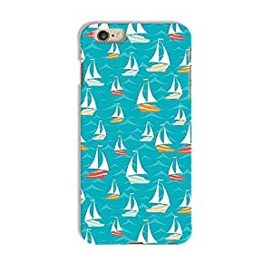 ArtzFolio Yacht : Apple iPhone 6 Plus Matte Polycarbonate ORIGINAL BRANDED Mobile Cell Phone Protective BACK CASE COVER Protector : BEST DESIGNER Hard Shockproof Scratch-Proof Accessories