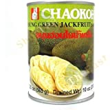 Chaokoh Young Green Jackfruit in Brine 20oz (6 Pack)