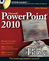 PowerPoint 2010 Bible Front Cover