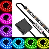 ONEVER-DC-6V-SMD-5050-Led-Strip-lights-with-Battery-Control-Box-for-TV-Computer-Desktop-Laptop-Background-Xmas-Decorative-Lighting-Indoor-Outdoor-Waterproof-100CM-328Ft-RGB