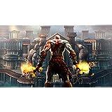 GOD OF WAR 2 HD ON FINE ART PAPER HD QUALITY WALLPAPER POSTER