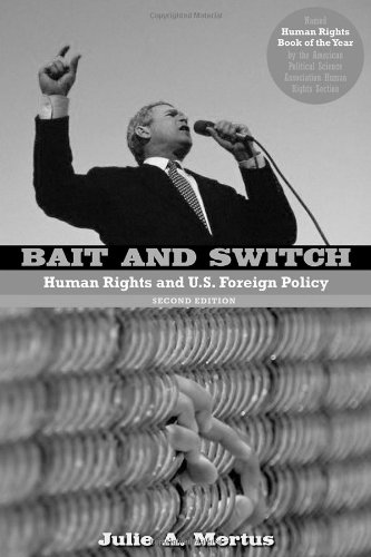 bait and switch by barbara ehrenreich essay Barbara ehrenreich answers this question in detail in bait and switch: the (futile) pursuit of the american dream she tells us how searching for employment is a job in itself, requiring as much time and energy as having a job, but without the compensation or social support of coworkers.