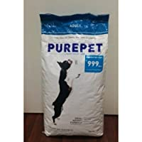 Purepet Adult Dog Food, Chicken And Vegetables -10KG
