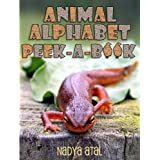 Animal Alphabet Peek-a-Book