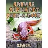 Animal Alphabet Peek-a-Book ~ Nadya Atal