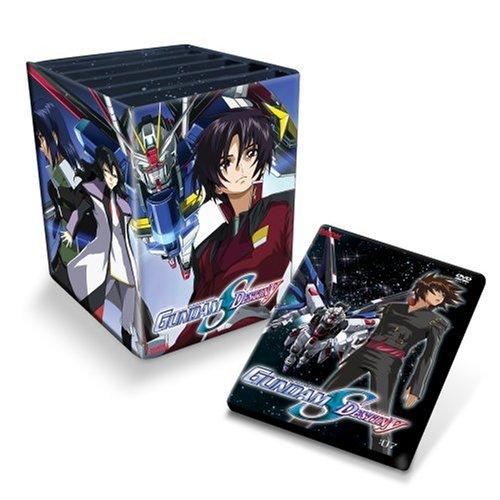 Mobile Suit Gundam 7: Seed Destiny [DVD] [Region 1] [US Import] [NTSC]
