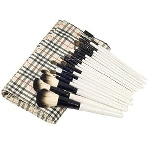 XCSOURCE® 20 Pinceaux de Maquillage Pro pour Femme Set Accessoires Cosmétique Kit Soirée MT37