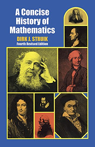 A Concise History of Mathematics (Dover Books on Mathematics)