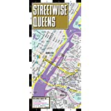 Streetwise Queens Map - Laminated City Street Map of Queens, New Yorkby Streetwise Maps Inc.