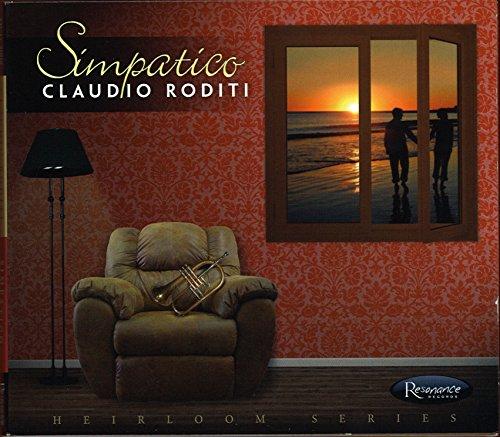 CD : CLAUDIO RODITI - Simpatico