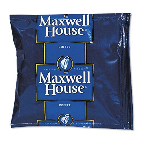 Maxwell House Ground Coffee Packets, Regular Roast (1.5 Oz., 84 Ct.)