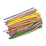 OULII Luftballons Latexballons 260Q verdrehen modellieren Luftballons Pack von 100(Assorted Colors)