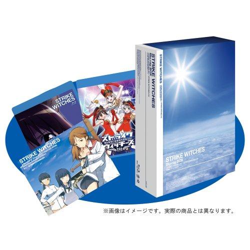 劇場版制作決定記念アンコールプレス ストライクウィッチーズ Blu-ray Box 限定版(数量限定生産)