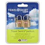 Travel Smart Padlock, Travel Sentry