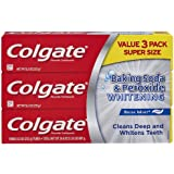 Colgate Tartar Protection Whitening Fluoride Toothpaste, 8.2 Ounce (Pack of 6)