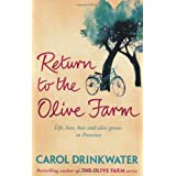 Return to the Olive Farmby Carol Drinkwater