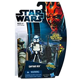 Captain Rex S4 CW13 Star Wars Clone Wars Action Figure