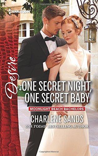One Secret Night, One Secret Baby (Moonlight Beach Bachelors)
