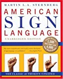 American Sign Language Dictionary Unabridged (0062716085) by Martin L. Sternberg