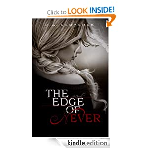 Kindle Book Bargain: The Edge of Never, by J.A. Redmerski
