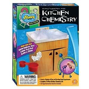 POOF-Slinky 2026 Slinky Science Kitchen Chemistry Mini Lab by Slinky Science TOY (English Manual)