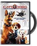 NEW Cats & Dogs 2: Revenge Of Kitt (DVD)